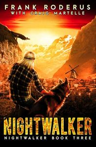 Nightwalker e-book cover