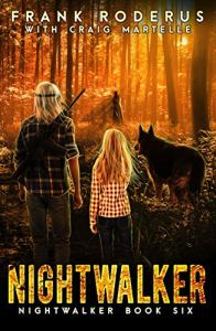 Nightwalker 6 e-book cover