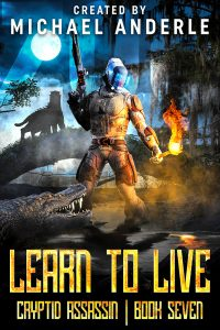 Learn to Live ebook cover