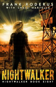 Nightwalker 8 ebook cover