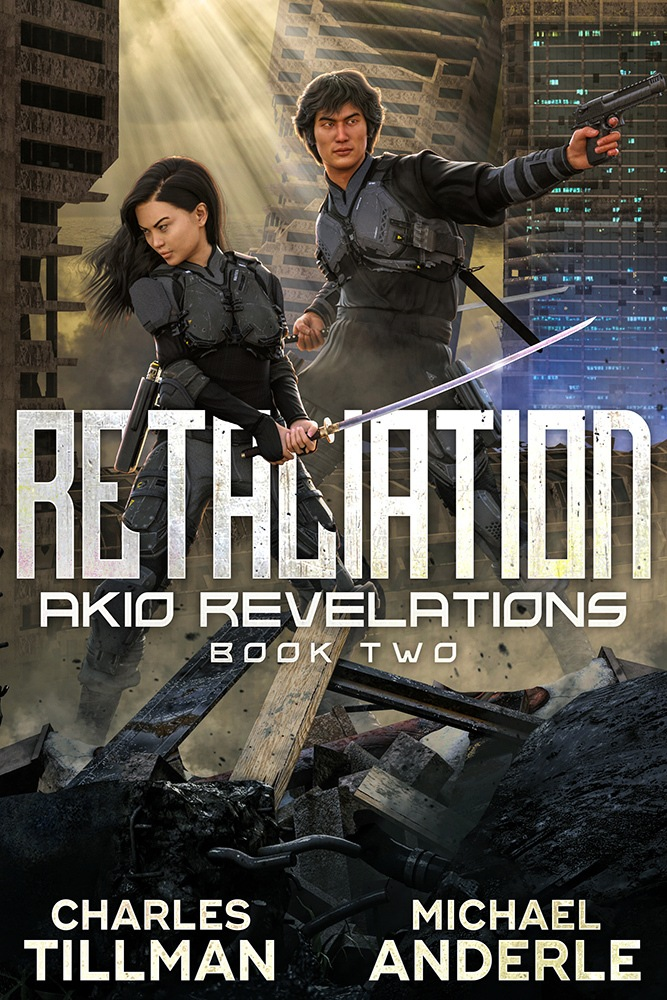Retaliation ebook cover