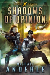 Shadows of Opinion ebook cover