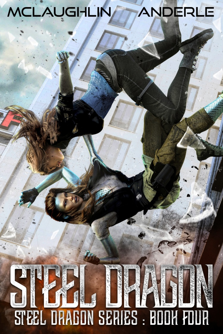 Steel Dragon 4 ebook cover