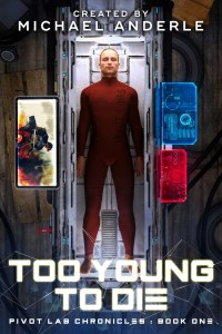 Too Young To Die ebook cover