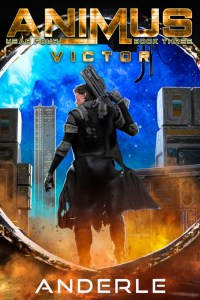 Victor ebook cover