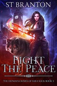 Fight the peace e-book cover