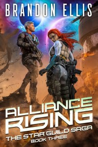 Alliance Rising ebook cover