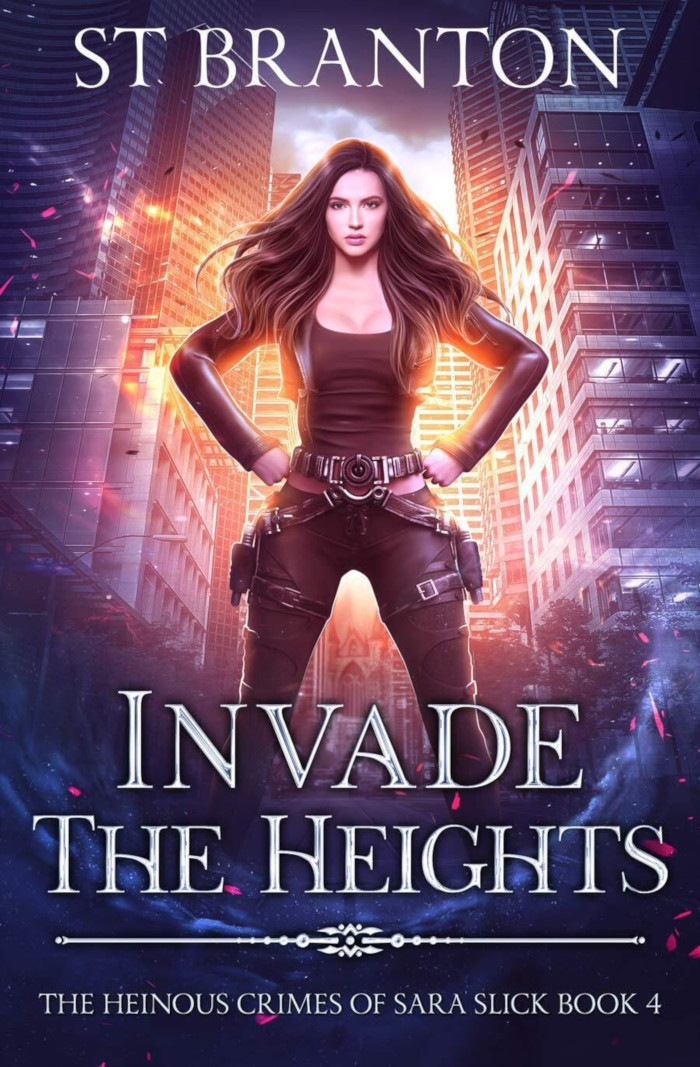 Invade the Heights ebook cover
