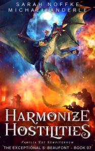 Harmonize Hostilities ebook cover