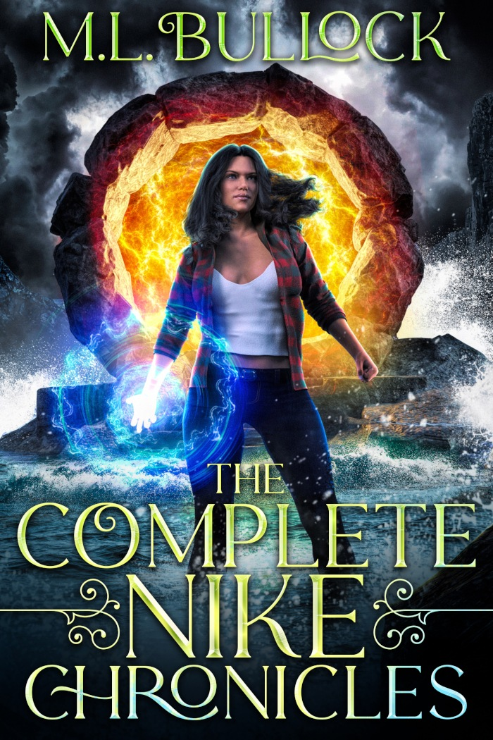 The Complete Nike Chronicles ebook cover