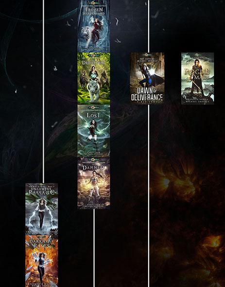 Age of Magic Timeline 2