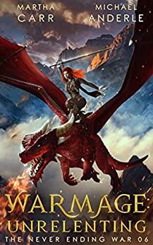 warmage e-book cover