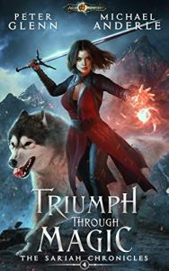 Triumph through magic e-book cover