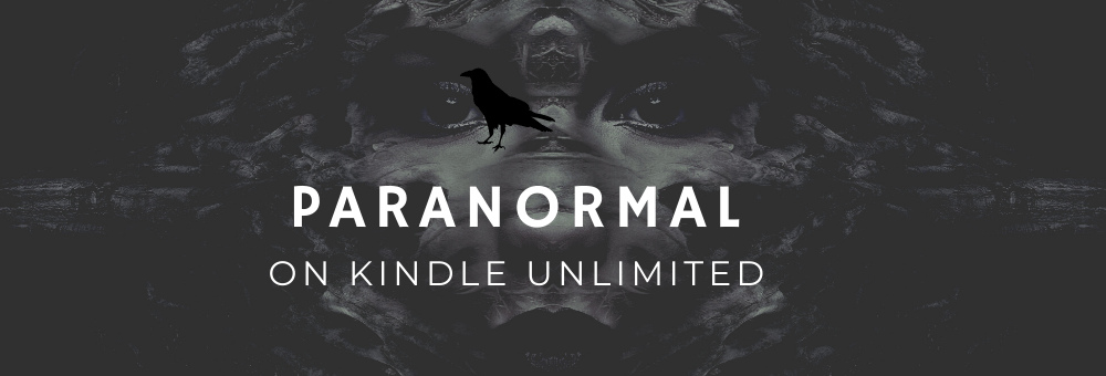 Paranormal bookfunnel banner
