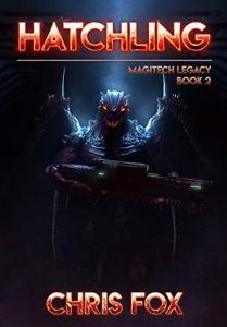 hatchling e-book cover
