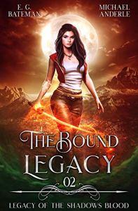 The bound Legacy e-book cover