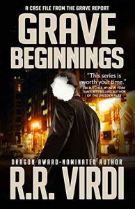 Grave Beginnings e-book cover
