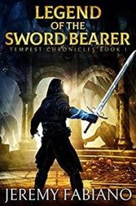 LEGEND OF THE SWORD BEARER E-BOOK COVER
