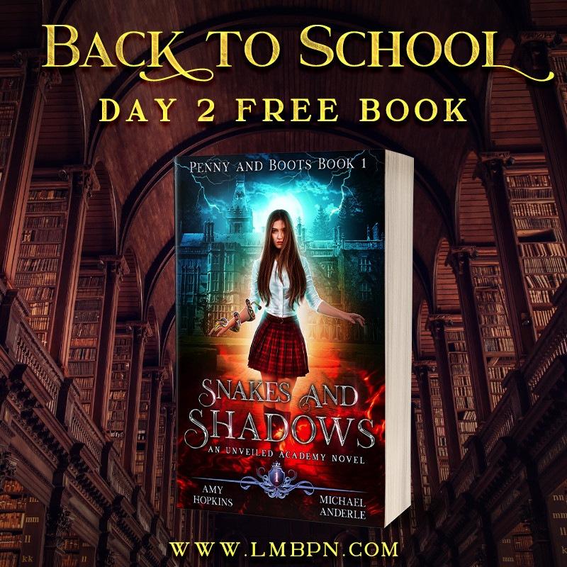 Snakes & Shadows promo image