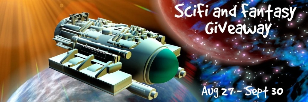 sci-fi giveaway banner