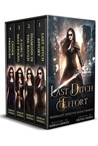 Moonlight detective agency boxed set e-book cover