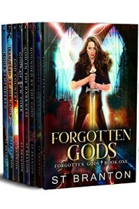 FORGOTTEN GODS OMNIBUS E-BOOK COVER
