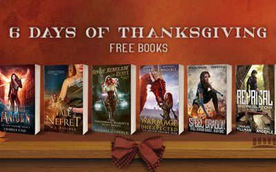 Bountiful Basket…. of Free Books! 6 Days of Free Books This Week!