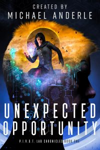 UNEXPECTED OPPORTUNITY E-BOOK COVER