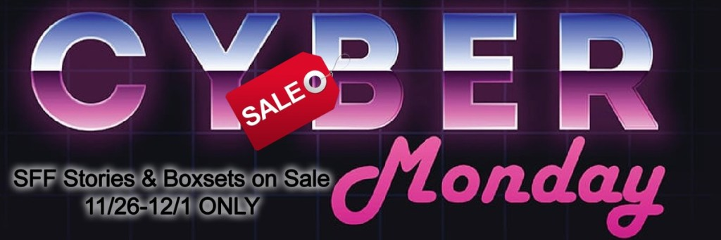 Cyber Monday Promo Banner