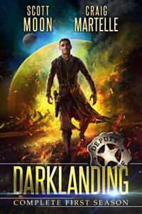 Darklanding season one e-book cover