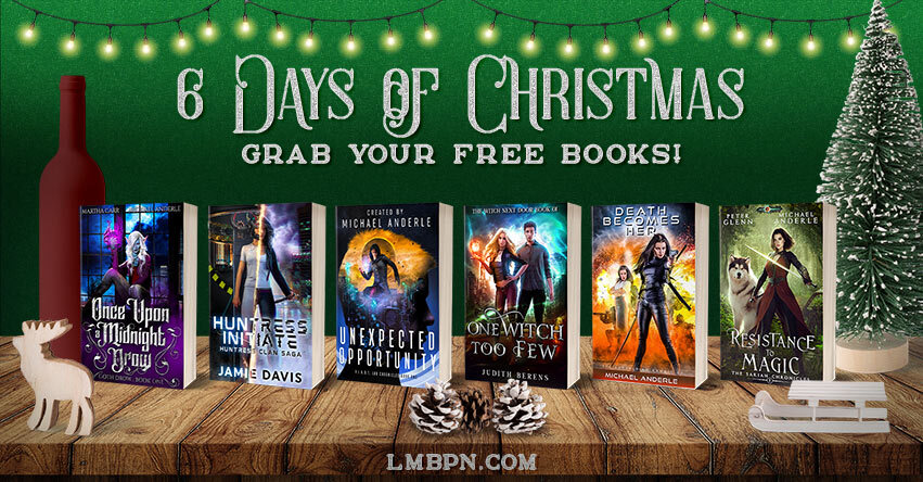 Week of Free Books Giveaway Christmas