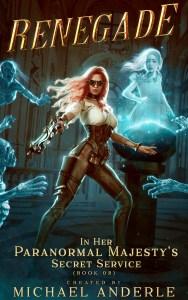Renegade e-book cover