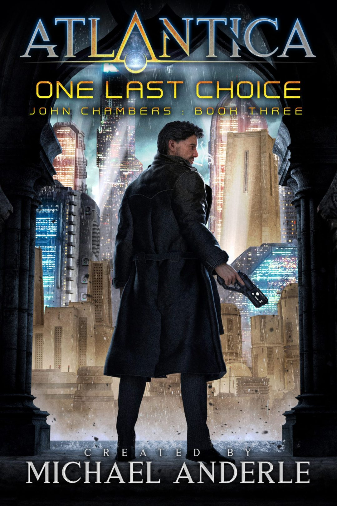 One Last Choice e-book cover