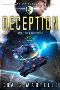 Deception e-book cover