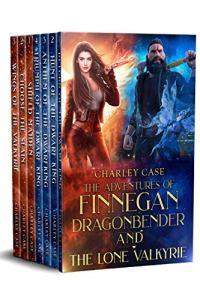 Adventures of Finnegan Dragonbender e-book cover