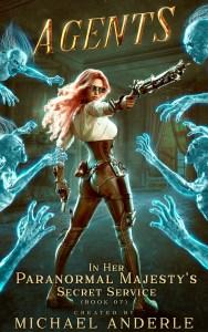 Agents e-book cover