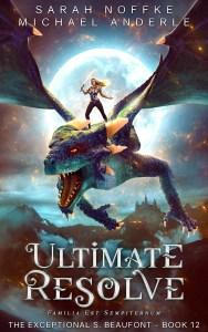ULTIMATE RESOLVE E-BOOK COVER