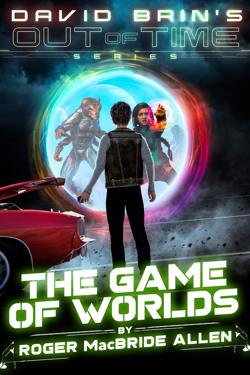 The Game of worlds e-book cover