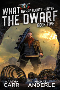 What the Dwarf e-book cover