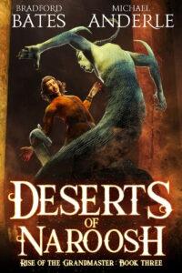 Deserts of Naroosh e-book cover