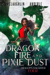Dragon Fire and Pixie Dust e-book cover