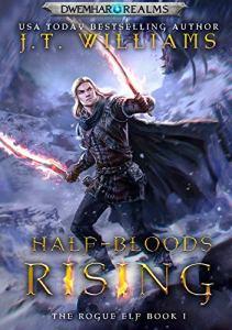 HALF BLOOD RISING E-BOOK COVER
