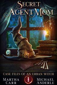 Secret Agent Mom e-book cover