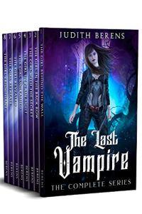 The Last Vampire Omnibus e-book cover