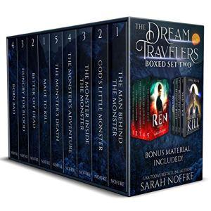 Dream Travelers boxed set 2 e-book cover