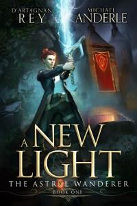 A New Light e-book cover