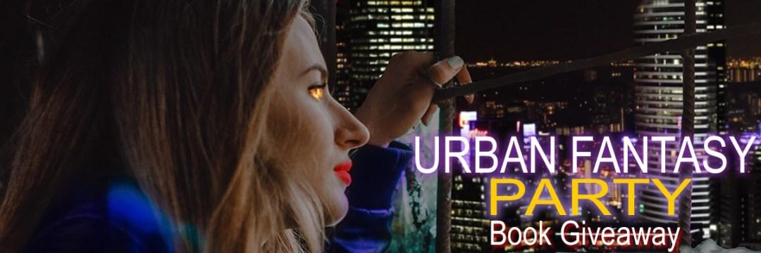 Urban Fantasy bookfunnel promo banner