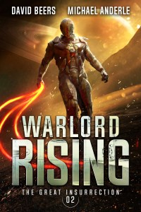 Warlord Rising e-book cover