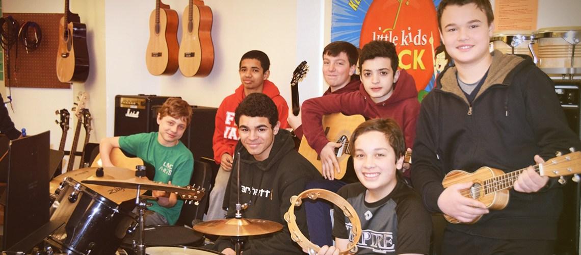 Music at LMC
