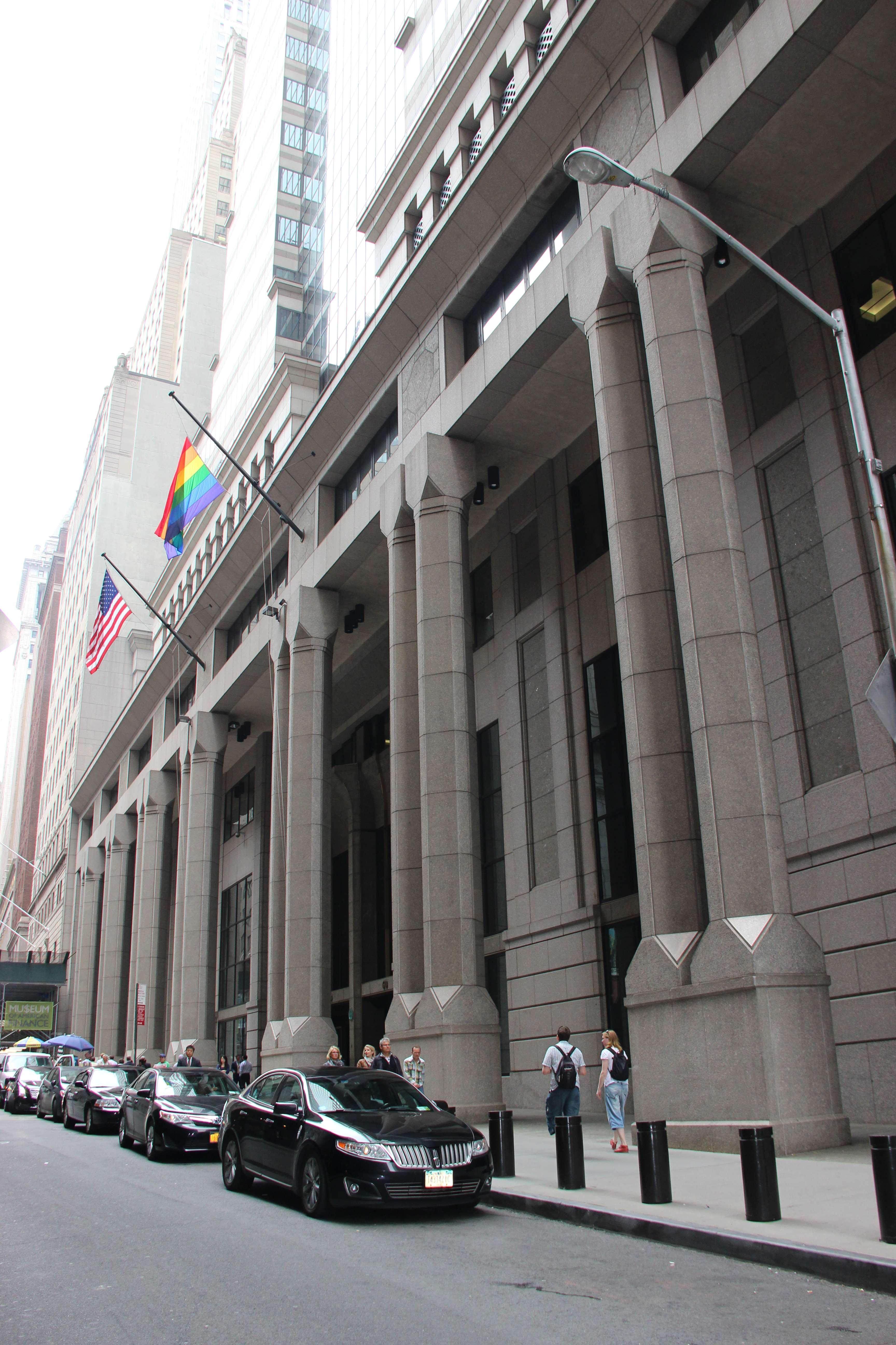 60 Wall Street Atrium  Lower Manhattan Cultural Council